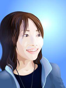 Free Japan Girl Stock Photos - 2863763