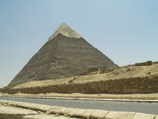 Free The Greate Pyramid Of Giza Stock Photography - 2864372