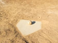 Free Home Plate Stock Images - 2865044
