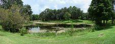 Free Lake And Sky Stock Image - 2866361