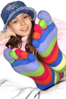 Free Kid Legs Stock Images - 2866404