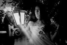 Free Romantic Girl Stock Photography - 2866432