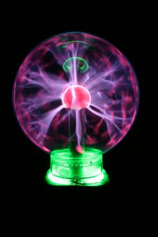 Free Plasma Ball Stock Photos - 2867063
