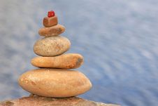 Free Stones And River Stock Photo - 2867220