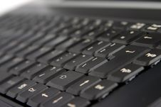Free Laptop Keyboard Royalty Free Stock Images - 2867249