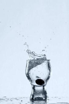 Free Splashes Stock Photography - 2867502