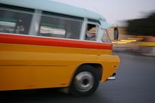 Free Bus In Malta Stock Photos - 2867693