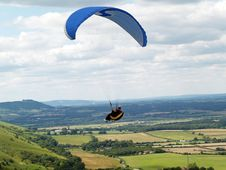 Free Hang Gliders Stock Photography - 2867712