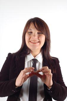 Free Businesswoman 14 Royalty Free Stock Image - 2868666