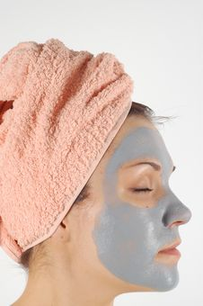 Free Beauty Mask 23 Royalty Free Stock Photo - 2868765