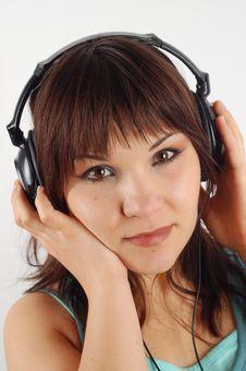 Free Listening Music 11 Royalty Free Stock Photo - 2868785