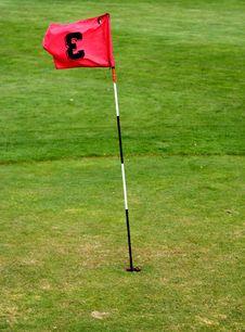 Free Golf Field. Royalty Free Stock Photos - 2869518