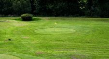 Free Golf Field. Royalty Free Stock Image - 2869606