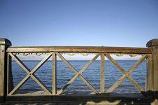 Free Bridge In Dahab, Red Sea Stock Images - 2869914