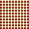 Free Retro Pattern Red And Black On Cream Seamless Stock Photo - 28601300