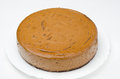 Free Chocolate Cheesecake On A Plate Closeup Royalty Free Stock Image - 28602416