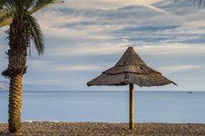 Free Sandy Beach Of Eilat Stock Photos - 28605513