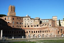 Free Trajan Forum Stock Photos - 28608093