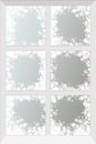 Free Winter Window Royalty Free Stock Photo - 28617175