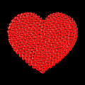 Free Red Hearts Royalty Free Stock Image - 28617196