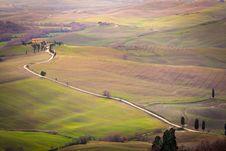Free Tuscany Landscape Stock Photo - 28612300