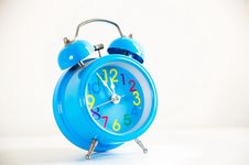 Free Alarm Clock Royalty Free Stock Photo - 28613095