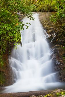 Free Part Of Siribhume Waterfall Royalty Free Stock Photography - 28619957