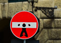 Free Traffic Sign Royalty Free Stock Photography - 28625627