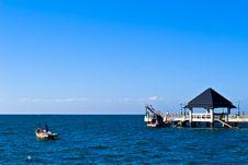 Free Fishing Boat Stock Photo - 28624610