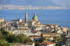 Free Cathedral Of Vietri Sul Mare Stock Image - 28628321
