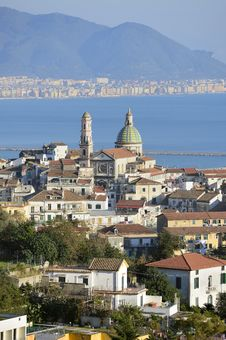 Free Cathedral Of Vietri Sul Mare Stock Photos - 28628403