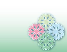 Free Winter Background Pastel Color Royalty Free Stock Photography - 28629217