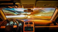 Free Traveling At Speed Of Light Royalty Free Stock Photo - 28629445