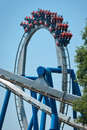 Free Rollercoasters At Amusement Park Stock Photography - 28630352