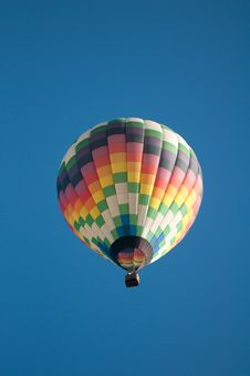 Free Hot Air Balloon Royalty Free Stock Image - 28630636