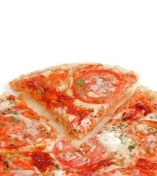 Free Cheese Pizza Stock Photography - 28632462