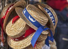 Free Gondolier S Hats Stock Photos - 28633403