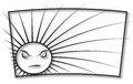 Free Sun Logo Royalty Free Stock Photography - 28640297