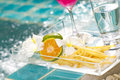 Free Snack Tray Royalty Free Stock Images - 28644259