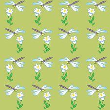 Free Summer Pattern Royalty Free Stock Image - 28640356