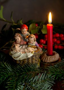 Free Christmas Decorations Royalty Free Stock Photography - 28643957
