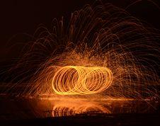 Free Fire Streaks Stock Image - 28649481