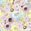 Free Breakfast In Wonderland Stock Images - 28653154