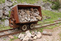 Free Mine Small Wagon Royalty Free Stock Images - 28656569