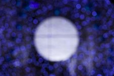 Free Lights Unfocused. Decorations For Holidays Stock Photography - 28657982