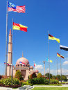 Free Putra Mosque Stock Image - 28661051