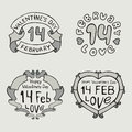 Free Valentines Day Type Text Royalty Free Stock Image - 28662066