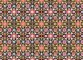Free Carpet Of Flower On Black Royalty Free Stock Photos - 28662078