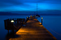 Free Lake Tahoe Pier Royalty Free Stock Image - 28663896