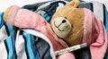 Free Toy Bear Is Sick Stock Photos - 28667693